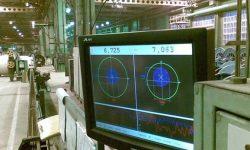 Измеритель диаметра на линии 1